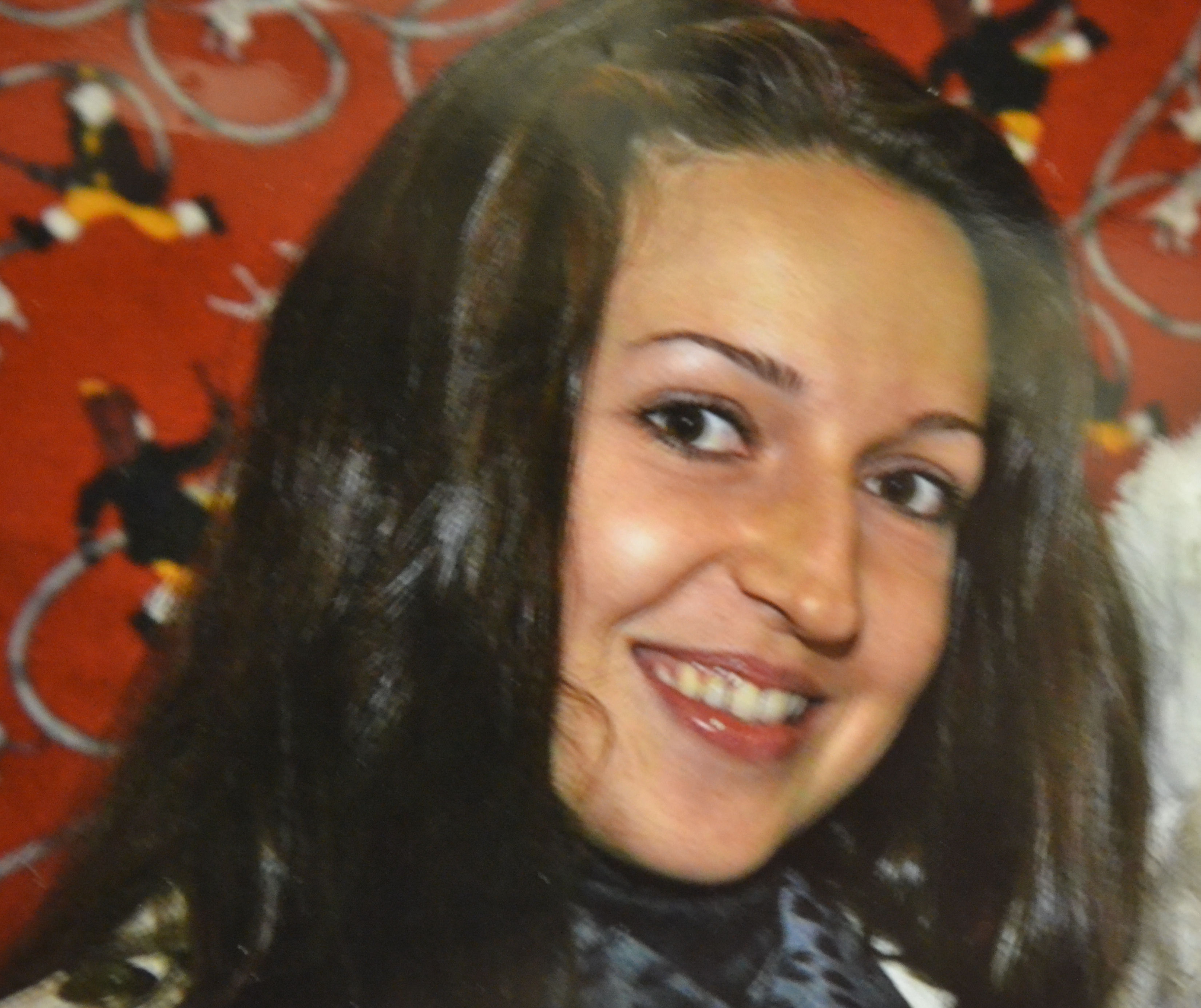 Anna Babkina Missing Person