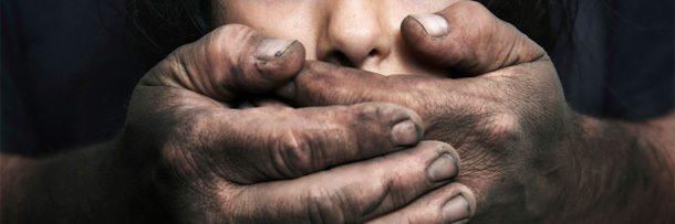 trafficking hands