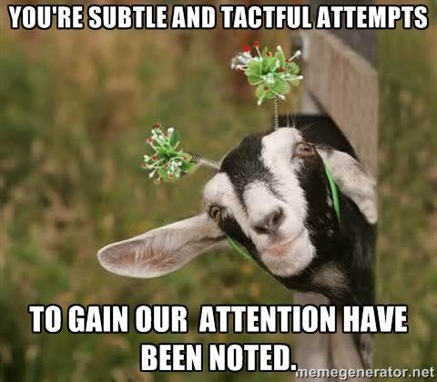 Tactful Investigation